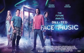 BILL & TED FACE THE MUSIC (PG)