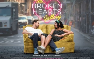 THE BROKEN HEARTS GALLERY (12A)