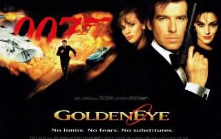 007 RETROSPECTIVE: GoldenEye (1995)
