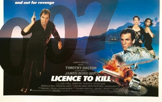 007 RETROSPECTIVE: Licence to Kill (1989)