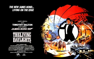 007 RETROSPECTIVE: The Living Daylights (1987)