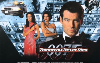 007 RETROSPECTIVE: Tomorrow Never Dies (1997)