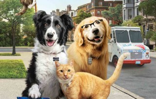 CATS & DOGS 3: PAWS UNITE! (PG)