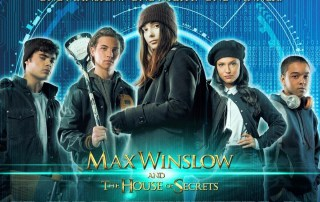 MAX WINSLOW AND THE HOUSE OF SECRETS (12A)