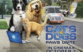 Cats & Dogs 3: Paws Unite! (Review)