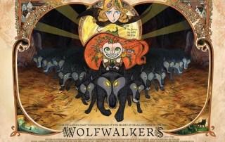 WOLFWALKERS (PG)