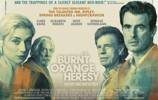 The Burnt Orange Heresy (Review)
