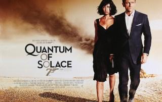 007 RETROSPECTIVE: Quantum of Solace (2008)