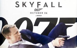 007 RETROSPECTIVE: Skyfall (2012)