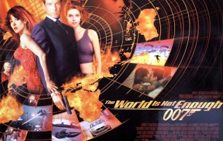 007 RETROSPECTIVE: The World Is Not Enough (1999)