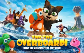 TWO BY TWO: OVERBOARD! (U)