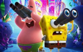 The SpongeBob Movie: Sponge On The Run (Review)