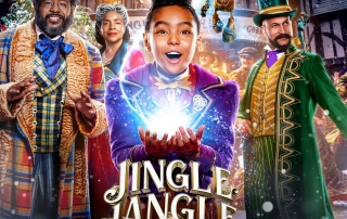 Jingle Jangle: A Christmas Journey (Review)