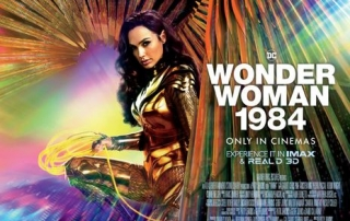 WONDER WOMAN 1984 (12A)