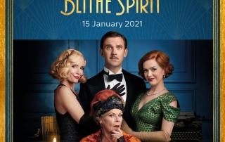 BLITHE SPIRIT (12A)