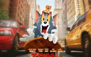 PREVIEW: Tom & Jerry: The Movie (PG)