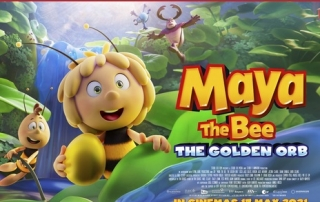 PREVIEW: Maya the Bee: The Golden Orb (PG)
