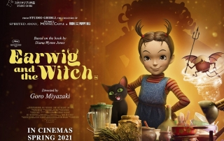 PREVIEW: Earwig and the Witch (PG)