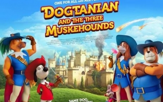 PREVIEW: Dogtanian and the Three Muskehounds (U)