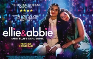 Ellie & Abbie (& Ellie's Dead Aunt) (Review) – A Gay Love Story With Supernatural Twists