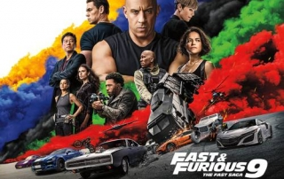 PREVIEW: Fast & Furious 9 (12A)