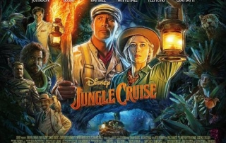 PREVIEW: Jungle Cruise (12A)