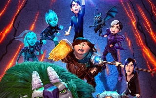 PREVIEW: Trollhunters: Rise of the Titans (PG TBC)
