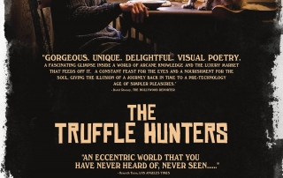 PREVIEW: The Truffle Hunters (12A)
