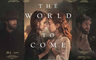 The World To Come (Review) – A Handsome And Respectful Historical Romance