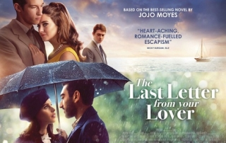 PREVIEW: The Last Letter From Your Lover (12A)