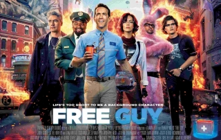 PREVIEW: Free Guy (12A)