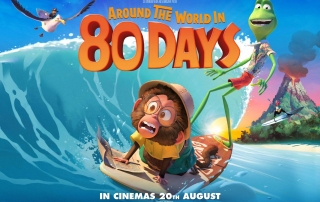 PREVIEW: Around the World in 80 Days (U TBC)