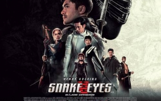 PREVIEW: Snake Eyes: G.I. Joe Origins (12A)
