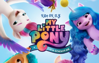 PREVIEW: My Little Pony: A New Generation (U)