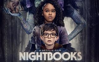 PREVIEW: Nightbooks (PG TBC)
